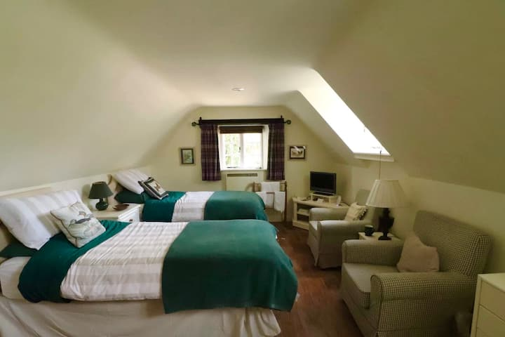 Lovely private guest annexe for 2 people