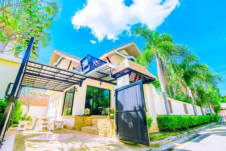 Natcha Pool Villa Special - Muang Pattaya - Villa