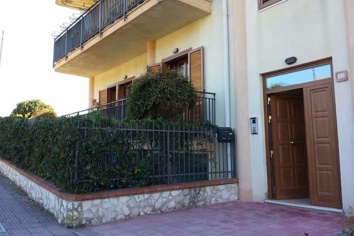 Mansarda madonita al centro della Sicilia - Alimena - Apartment