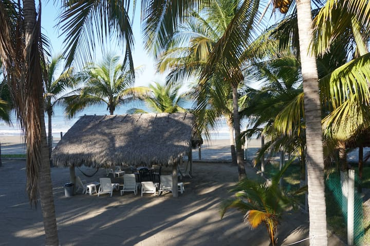 PRIVATE BEACH HOUSE 1 HR FROM MAZATLAN SINALOA.