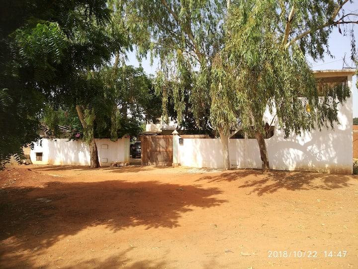 Al Jannah 5 Piste des Aigrettes Somone Sénégal
