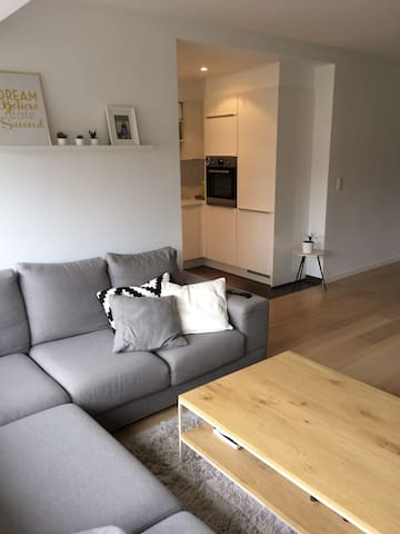 Beautiful baby-friendly apartment with balcony