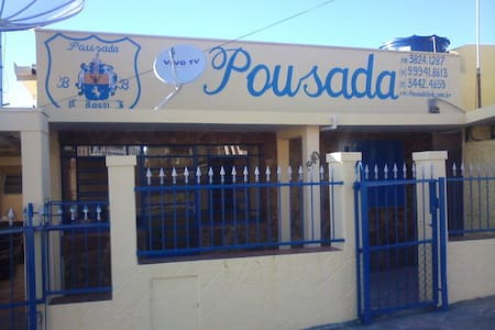 POUSADA B & B - Águas de Lindóia - Bed & Breakfast