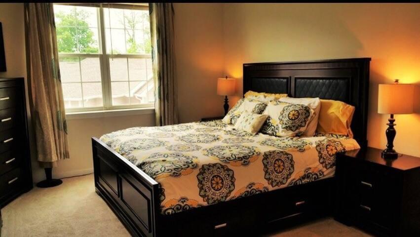 Luxury Soho style Apt - Piscataway Township - Apartamento
