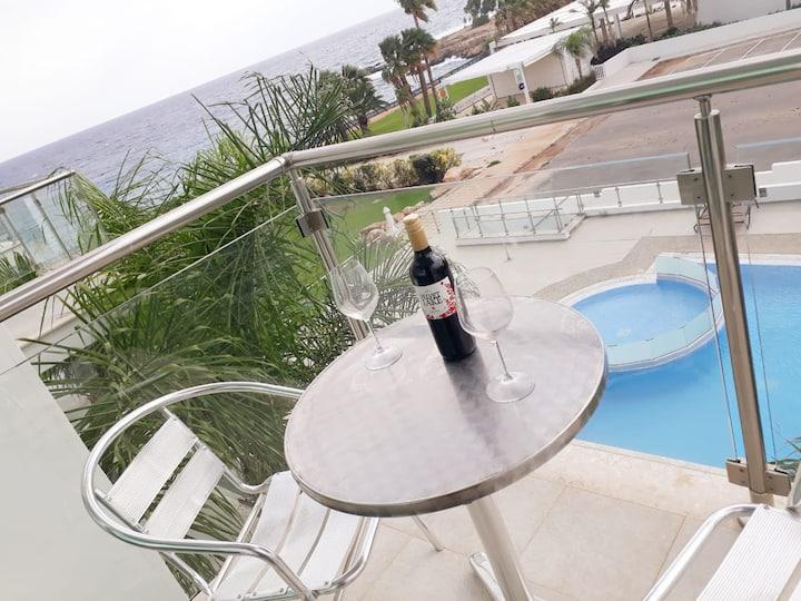 Coralli Spa Resort Apartment A215 Sea & Pool view