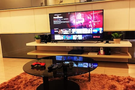 Eve Suite Studio - Netflix | Wifi | PS4 | Chill - Petaling Jaya - Byt