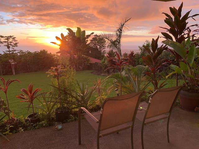 Hidden Haven in Holualoa