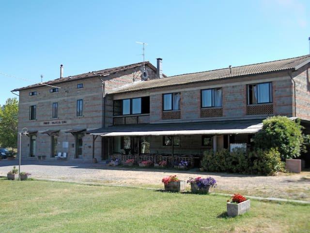 Appartamento sei camere due bagni a Firenzuola