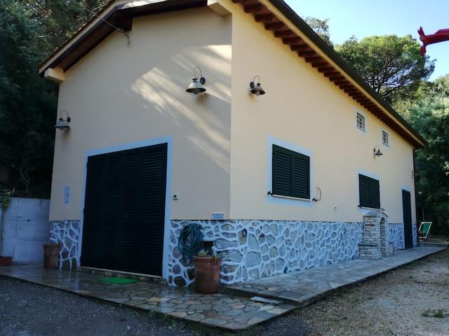 Splendida casa a Rio Marina - Isola d'Elba
