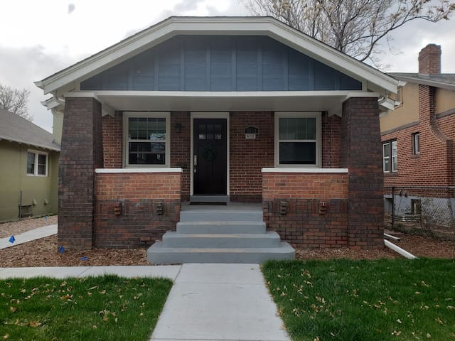 Remodeled Basement near RINO, City Park, & I-70