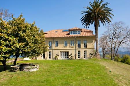 Exclusive Palace in Asturias-Palacio de Miravalles - Villaviciosa - Villa