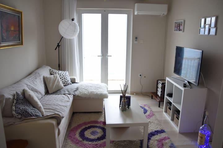 Kiato Sea View Apartment