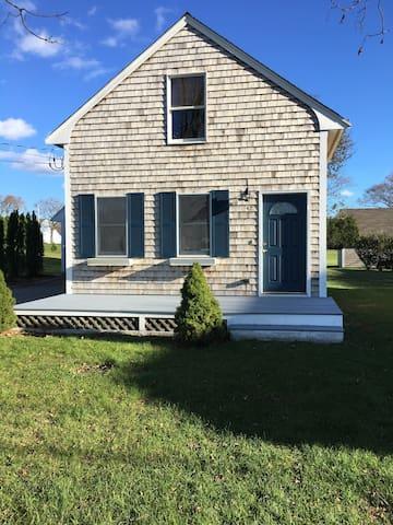 Newport County, RI, Carnegie Cottage