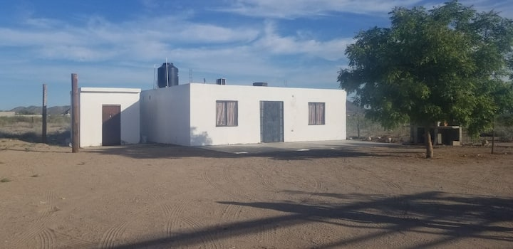 Casa Bahía de Kino Nuevo Media cuadra del mar