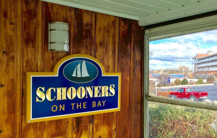 Schooners on the Bay