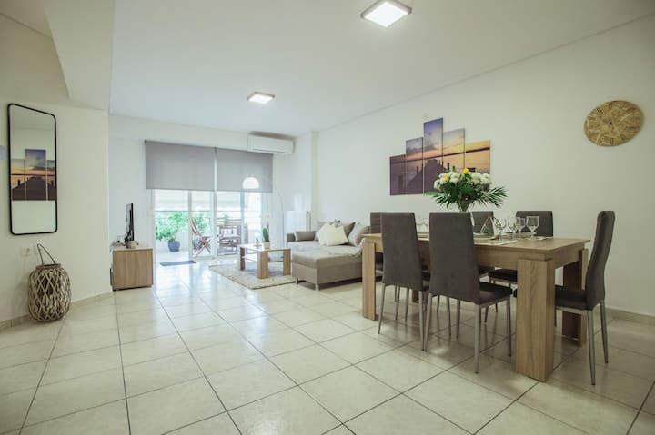 Brand new and modern flat centrally located (B2)