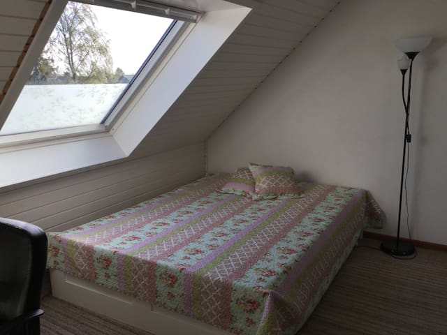 Stylish room in Bagsværd for DKK 4800 per month