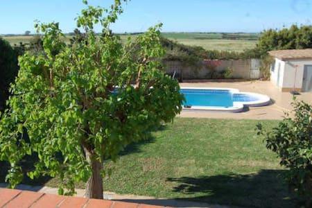 Finca Mora, hübsches Anwesen auf dem Land mit Pool - Chiclana de la Frontera - Talo