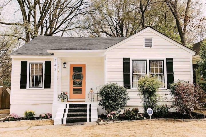 """Juanita's House"" at Pettigrew Adventures"