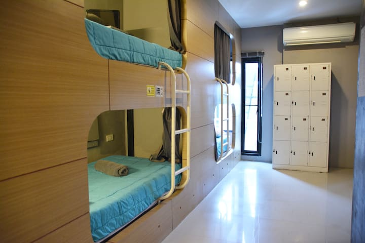 Clean dorm room near Phuket Airport bed # 2