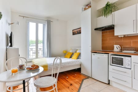 Studio near Paris Disneyland