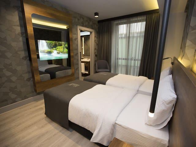 Standart Oda - Emen's Hotel
