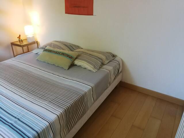 Chambre cosy et calme