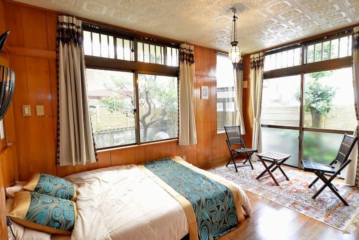 Glorious home 10mins to Airport & Kokusaidori! AK1