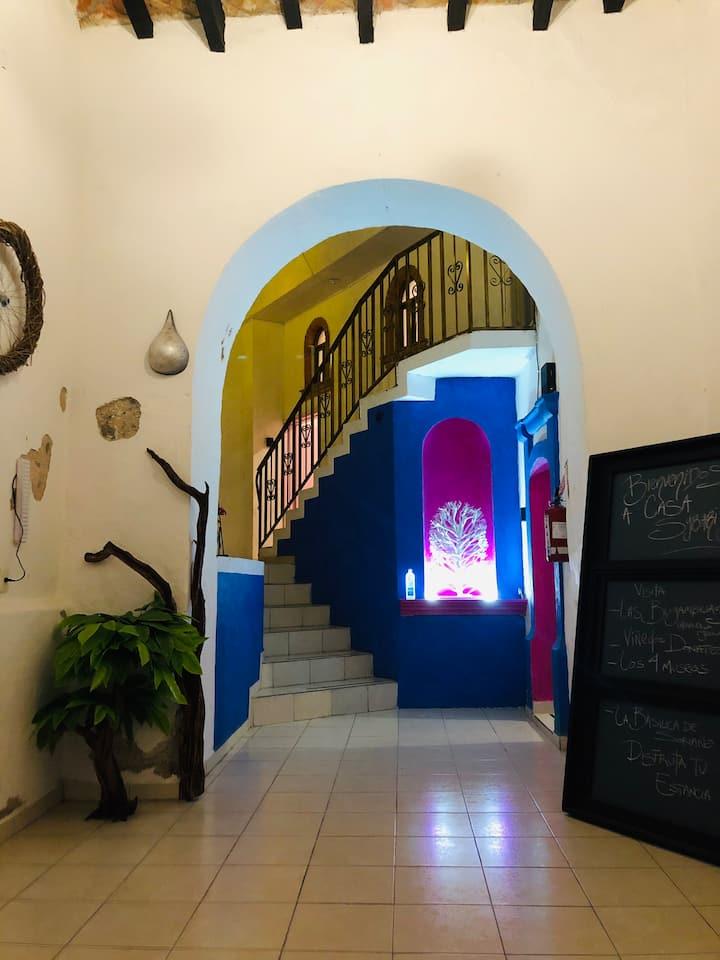 Bernal Centro Casa Angelical