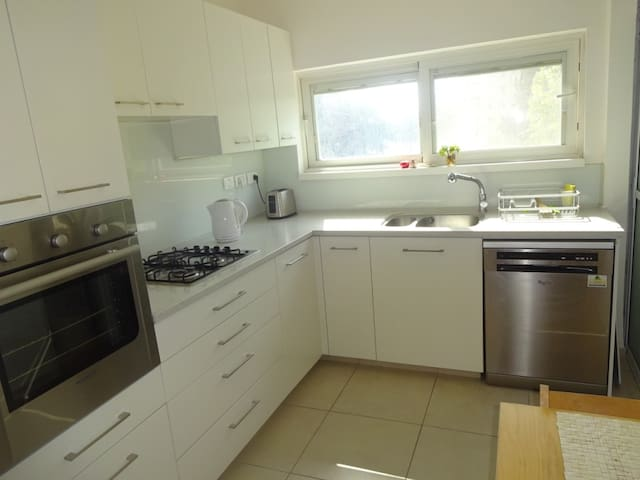 Kitchen with Dishwasher and Wall Oven