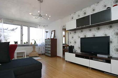 Apartment 62m2, Skogås 20min Stockholm City - Huddinge