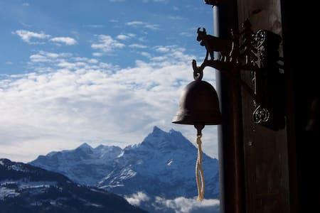 Ideal Chalet in Alpe des Chaux 1882 - グリヨン