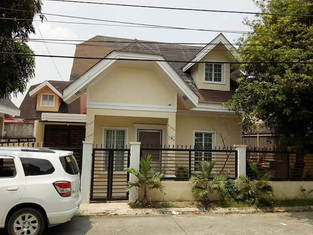 House For rent. Fully Furnished with 3 br & 2 CR