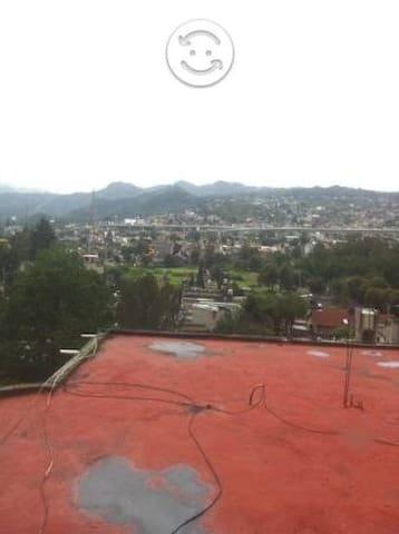 Hermosa Habitación en depa campestre. - Ciudad de México - Apartment