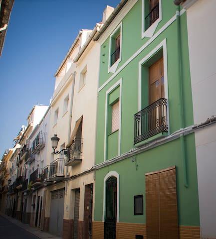 CASA MARIFINA - Enguera - บ้าน