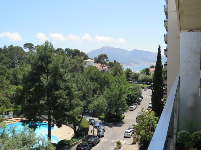 Joli appartement,  calme et agréable - Marseille - Apartemen