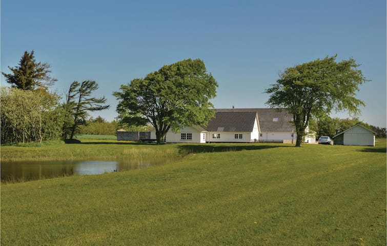 Former farm house with 9 bedrooms on 318m² in Skjern