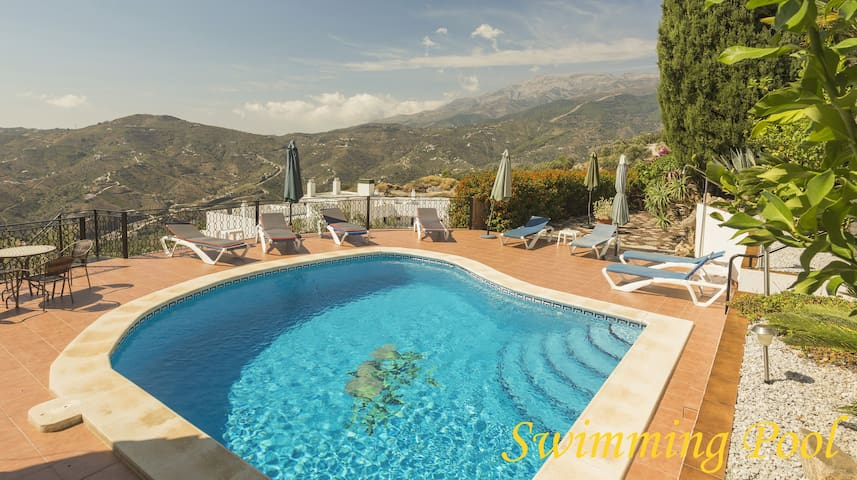 ⭐A little piece of paradise with a pool⭐ Competa