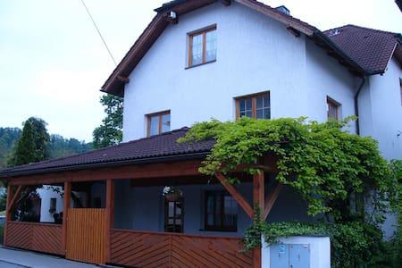 Ubytování ve velkém rodinném domě ve Vimperku. - Vimperk - Ev