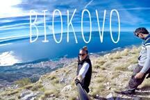 view from Biokovo mountain