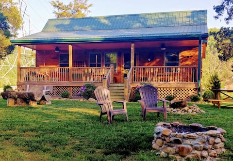 Rocky Shoals Cabin on Watauga River