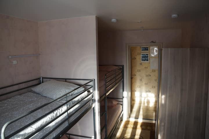 Хостел Обской. Спальное место для женщин 19