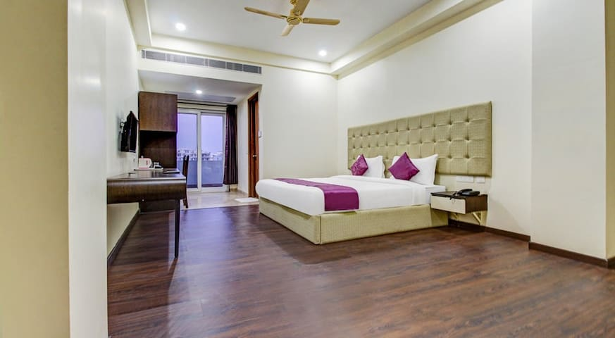 Peaceful Stay in Gurgaon