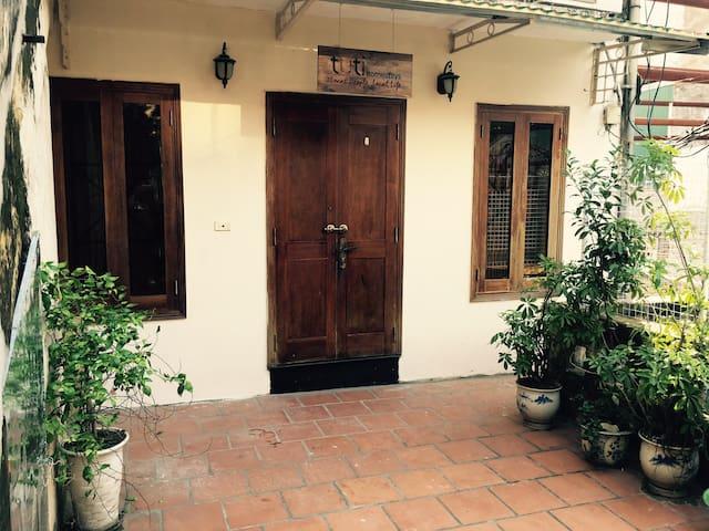 TUTI homestays The real Hanoian Style House - Hanoi - Hus
