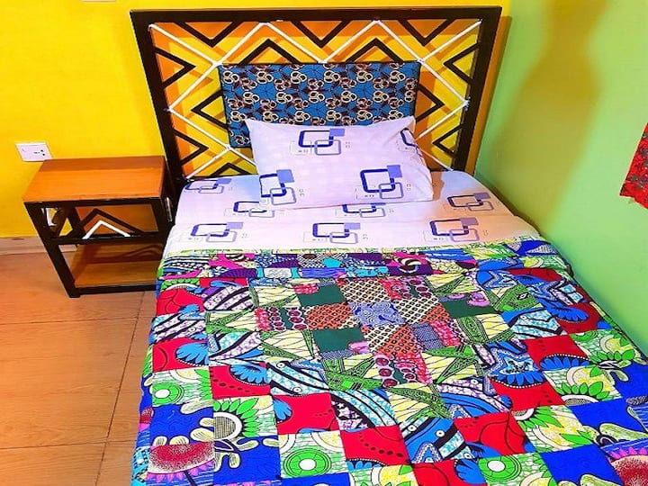 Budget Single Room & Breakfast @ Gikondo, Kigali