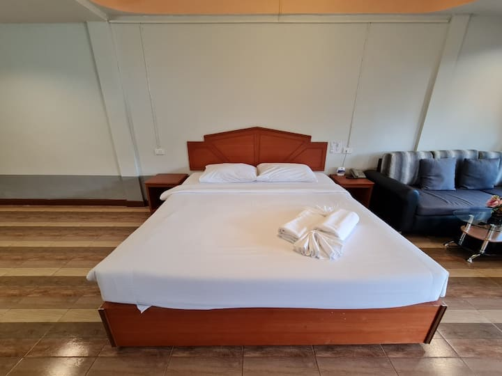 Clean Suite Room at Phu Nga Hotel