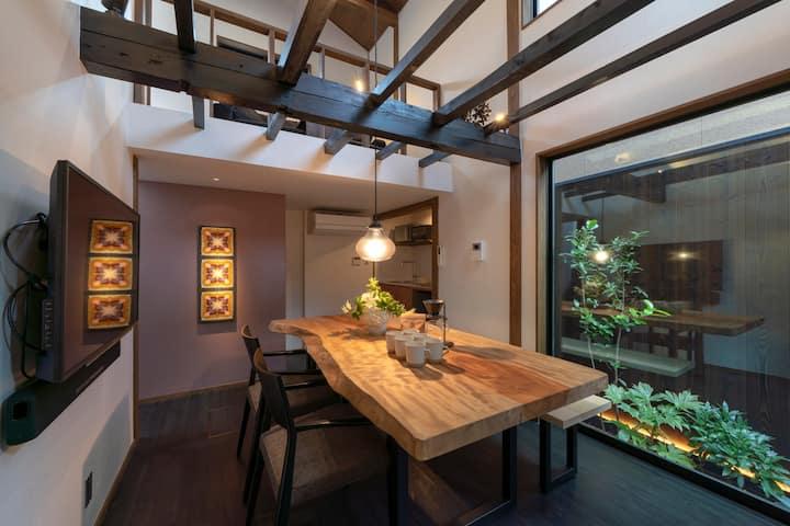Luxurious 3Bedroom House・Near HIGASHI CHAYA・Garden