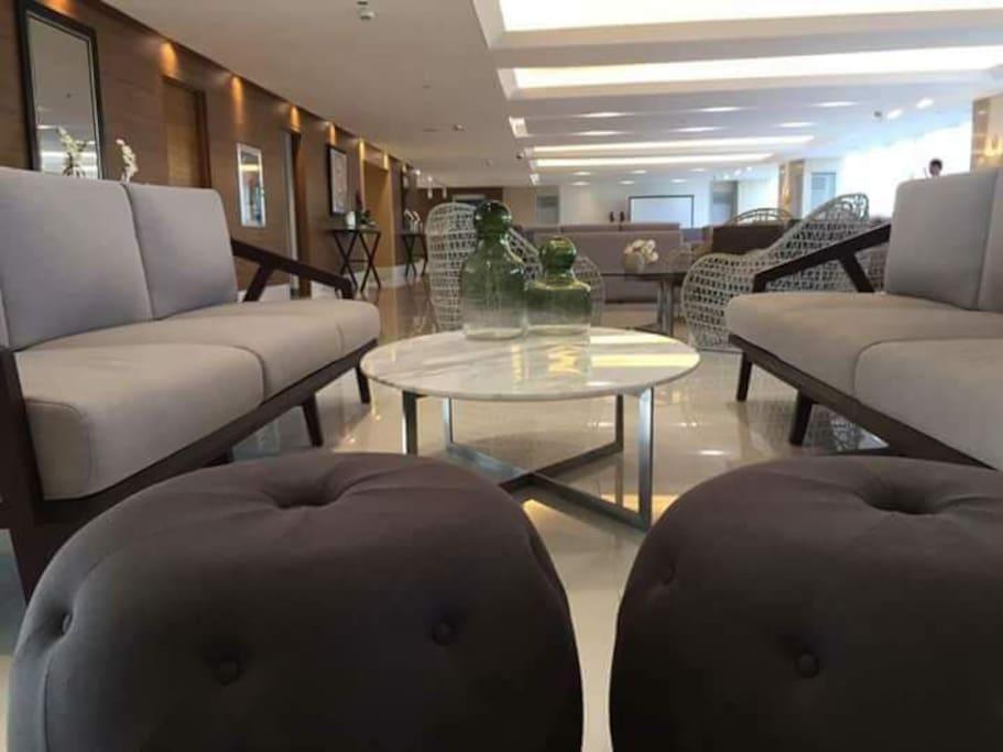 8th Floor Lounge