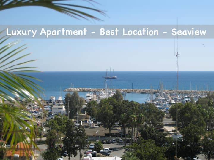 1 bedroom Luxury Apartment, Seaview+++ best locati
