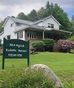Ricketts Glen Cozy Cottage